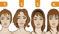 Выбери свою длину волос и узнай, какую тайну о тебе она выдает!
