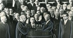 January 20 – Dwight D. Eisenhower is inaugurated for a second term as President of the United States.