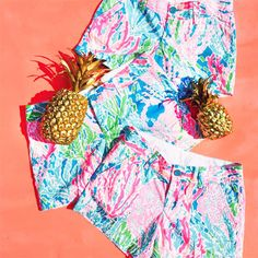 Back and better than EVER...your favorite shorts in your favorite print. #BuyMeLilly #SummerInLilly