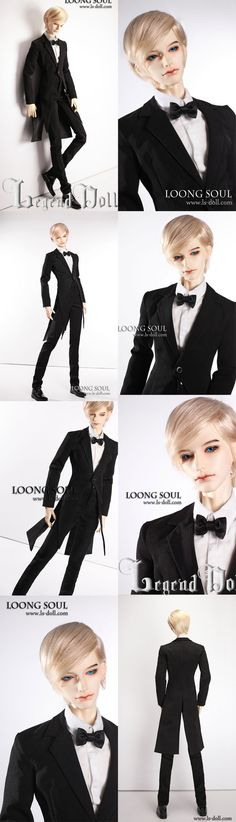BJD Elegance Boy 80cm Limited Ball-jointed doll