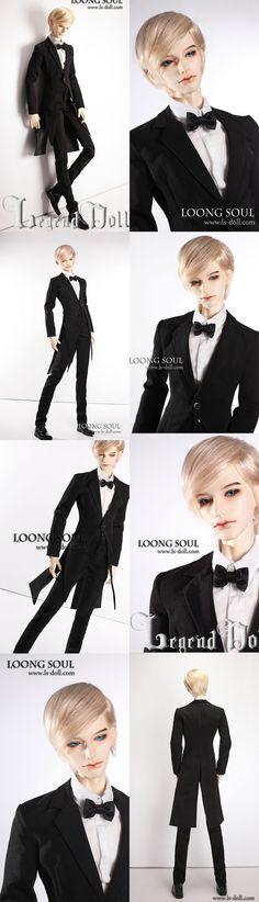 BJD Elegance Boy 80cm Limited Ball-jointed doll