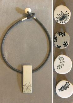 """Résultat de recherche d'images pour """"bijoux raku ceramique"""""""
