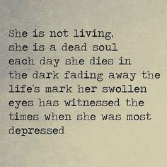 Depression In Spanish Info: 2927134538 Pain Quotes, Soul Quotes, Wisdom Quotes, Life Quotes, Dead Inside Quotes, Telling The Truth Quotes, Connection Quotes, Dark Thoughts, Night Quotes