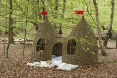 Even if the thought of the great outdoors makes your skin crawl, these little canvas palaces will change that. And if you already like sleeping under the stars, a feather bed and some bespoke cocktails will only make it better.