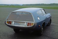 Volvo P 1800 ES Rocket (1968), by Pietro Frua.