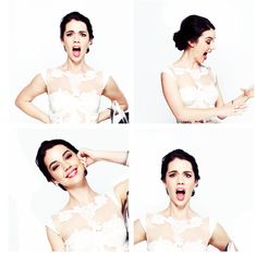 Adelaide Kane is so cute!!! She's my favorite actress!