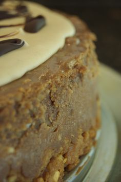 Peanut Butter and Chocolate Cheesecake | Bake or Break