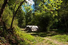 Rustiek Kamperen - La Borio de Roque, ook mooie gites te huur. Tip van Jose