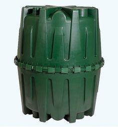 269 euro Regenwassertank Herkules 1600L GRAF 200200 oder GARANTIA 320001 Bild 1