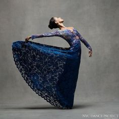 Sonia Rodriguez, stunning as always in this picture by NYC Dance Project