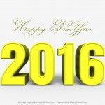 Happy New Year 2016 Images - Wallpapers - Quotes