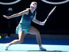 seed Angelique Kerber had a near-flawless start to her Australian Open campaign, as the former champion downed Polona Hercog with the loss of just four games in the opening round. Us Open, Australian Open, Wimbledon, Angie Kerber, Angelique Kerber, Simona Halep, Melbourne, Tennis Players Female, Blue Moon