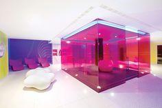 Design, art et musique sont les maîtres mots pour décrire l'hôtel Nhow de Berlin. AAPBBMKVD