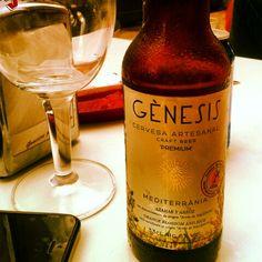 #Genesis #Cerveza #Artesanal #AzaharArroz