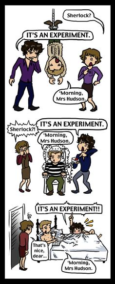 Sherlock: Experimentation by *blackbirdrose on deviantART