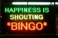 Join the Friends for Friday the 13th Bingo Night on November 13th from 6:3-9 p.m.