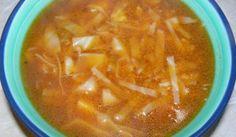 Fotorecept: Kapustová polievka Naan, Thai Red Curry, Vegetables, Ethnic Recipes, Food, Essen, Vegetable Recipes, Meals, Yemek