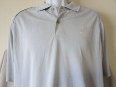 MISSION VIEJO COUNTRY CLUB Polo Shirt Izod Audi Quattro Cup 2012 Golf Size Large  www.guppy64.com