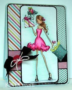 A Birthday Just Your Style by MrsOke - Cards and Paper Crafts at Splitcoaststampers