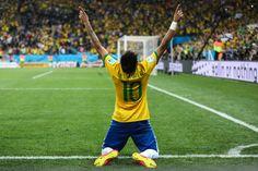 Neymar (Brasil 3 - Croacia 1)