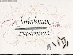 Denis Brown - I think im always doing calligraphy - calligraphy masters - calligraphy master (5)