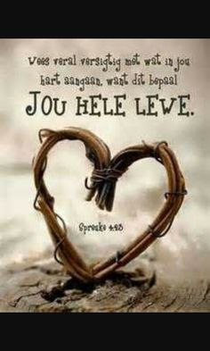Bible Verses Quotes, Jesus Quotes, Words Quotes, Life Quotes, Sayings, I Love You God, Afrikaanse Quotes, Favorite Bible Verses, Scripture Verses