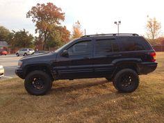 My 2004 JEEP Grand Cherokee!