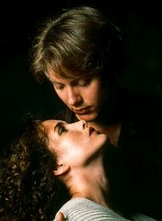 James Spader and Andie MacDowell in a scene from the film Sex, Lies and Videotape.