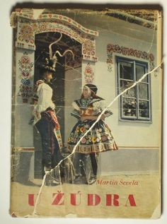 BOOK Czech Moravian Folk Costume Kyjov ethnic dress antique fashion culture art