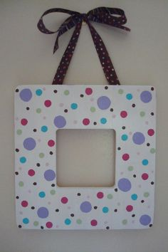 Hand Painted Picture Frame  $15.00