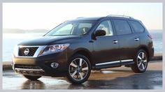 2015 Nissan Pathfinder Road Test