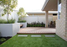 Golden Bay - LD TOTAL | Backyard | Australian Backyard | Pavers | Decking | Container Gardens | Outdoor Living | Outdoor Seating