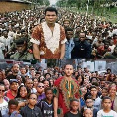 Great minds think alike! Black History Facts, Black History Month, History Pics, Ride Out, By Any Means Necessary, Star Wars, African Diaspora, Black Pride, Muhammad Ali