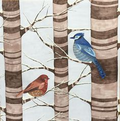 My Colouring Millie Marotta Animal kingdom Birds / Oiseaux