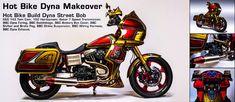 Harley Davidson Dyna, Harley Davidson Motorcycles, Big Bear Choppers, Street Bob, Hot Bikes, Covered Boxes, Bbc, Badass, Couple