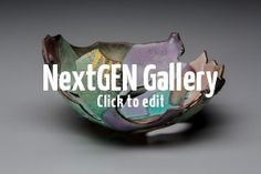 """All work displayed in this gallery may be purchased by contacting Judy Stone. I call these """"destructed"""" vessels burnt offerings because they are my homage to enameling and to the power of heat and …"""