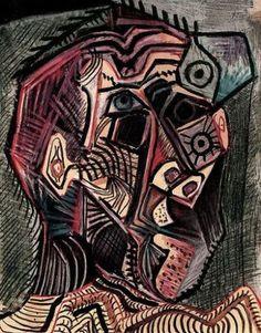autoportraits de Picasso