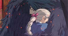 Find images and videos about anime, studio ghibli and sophie on We Heart It - the app to get lost in what you love. Howl's Moving Castle, Studio Ghibli Art, Studio Ghibli Movies, Howl Pendragon, Howl And Sophie, Hayao Miyazaki, Anime Films, Fantasy Characters, Fans