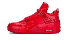 "Buy and sell Air Jordan 4 Retro here at SoFlo Kickz, the sneaker marketplace for authentic Air Jordan 4 Retro's such as Red"". Jordan Swag, Jordan 4, Michael Jordan, Nike Air Shoes, Nike Air Jordans, Sneakers Nike, Jordans Girls, Popular Shoes, Fresh Shoes"