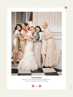 Great idea for bridesmaid dresses