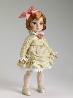 Patsy Collection - Patsy's Best Dress $139.99 | Tonner Doll Company