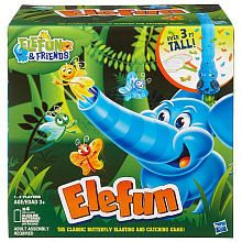 Elefun - the Classic Butterfly Blasting and Catching Game....THIS LOOKS PRETTYCOOL HE HAS NO GAMES HE WOULD LIKE THIS
