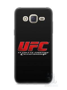 Capa Capinha Samsung J7 UFC - SmartCases - Acessórios para celulares e tablets :)