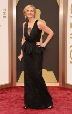 Julia Roberts | Fashion On The 2014 Academy Awards Red Carpet