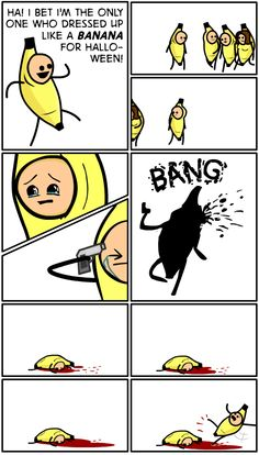 Oh the irony...    Cyanide and Happiness