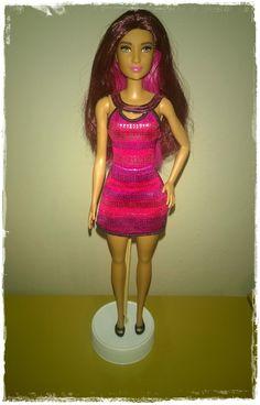 Barbie Fashionistas Doll 17 Ice Cream Romper