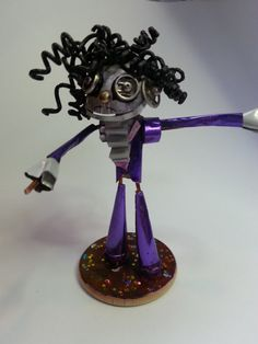 Check out this item in my Etsy shop https://www.etsy.com/uk/listing/277960290/ltd-edition-prince-bot-hand-made-tiny