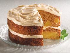 Slice of Heaven Spice Cake Apple Spice Cake, Spice Cake Mix, Apple Pie, Spice Cake Recipes, Dessert Recipes, Cupcake Recipes, Types Of Desserts, Spiced Apples, Apple Butter