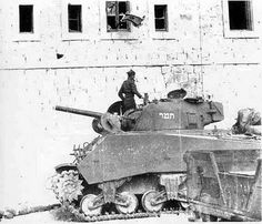 IDF 1948 Israel Independence War: IDF Armor and tanks in 1948 war of Independence