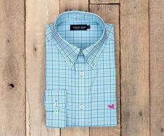 Dunlavy Check Dress Shirt